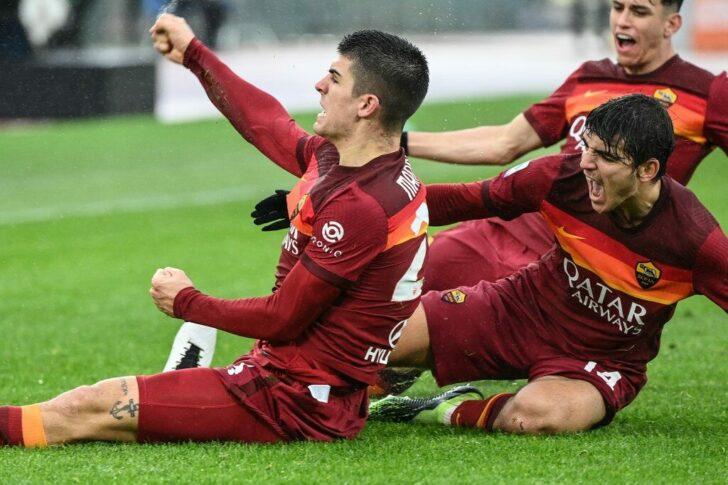 ผลฟุตบอลกัลโชซีเรียอา 2021 โตริโน่ พบ โรม่า