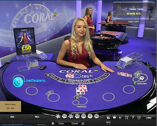 Live casino เล่นได้ทุกที่ทุกเวลา