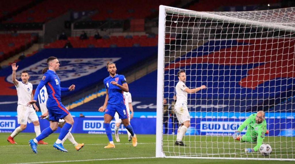 ฟุตบอลโลก 2022 อังกฤษ พบ ซานมาริโน