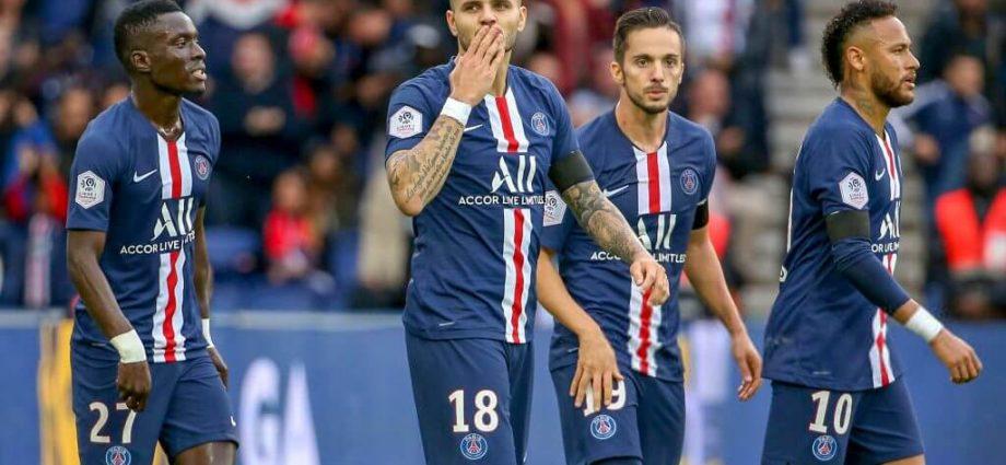 ฟุตบอลลีกเอิง 2020/2021 กับ 2 คู่เน้นๆ กัดฟันสวนปารีส วางลีลล์